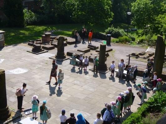 06- Chester balade sur la Dee cathedrale et en ville (4)