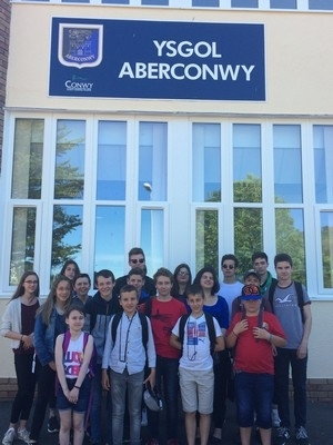 19-lycée collège de Conwy